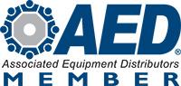 A&D Equipment Sales is a Member of AED Associated Equipment Distributors